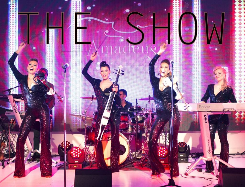 Amadeus - The Show - demo version
